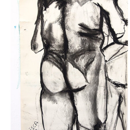 charcoal drawing emile