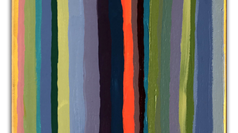 stripes 007 - 30x40