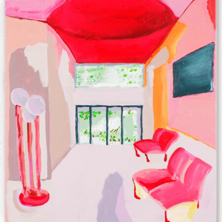 Interior nr. 113 Dimensions 150 x 100 cm Materials: oil on canvas Year 2016